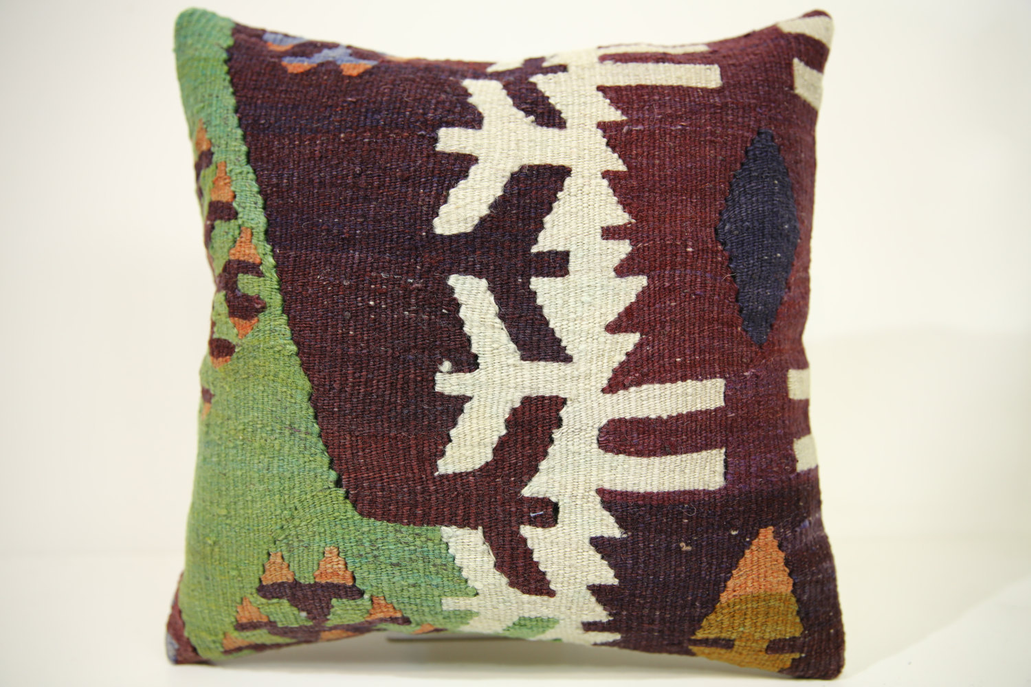Kilim Pillows | 14x14 | Kelim pillows | 1392 | Turkish pillows , Kilim cushion