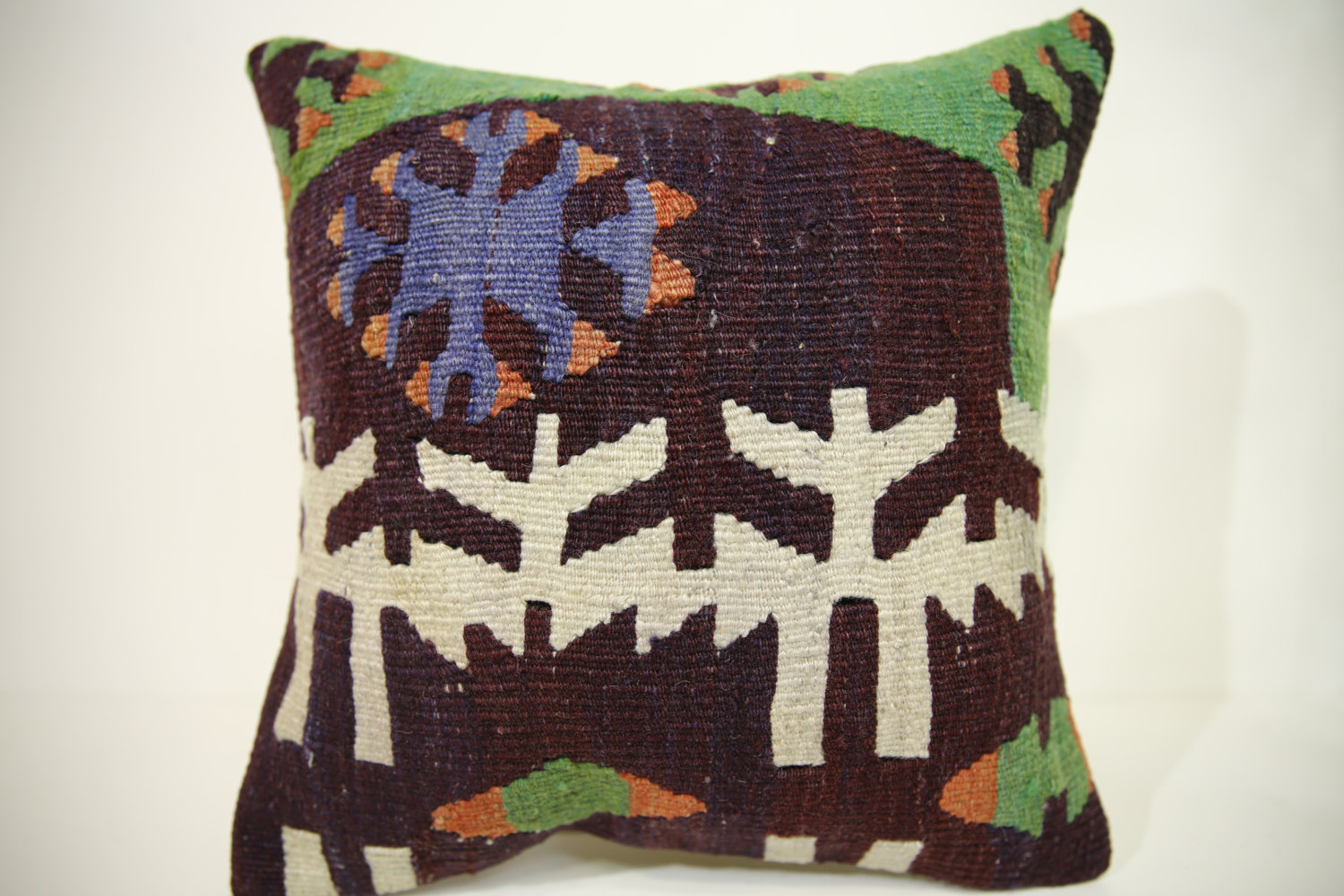 Kilim Pillows | 14x14 | Kelim pillows | 1221 | Turkish pillows , Kilim cushion