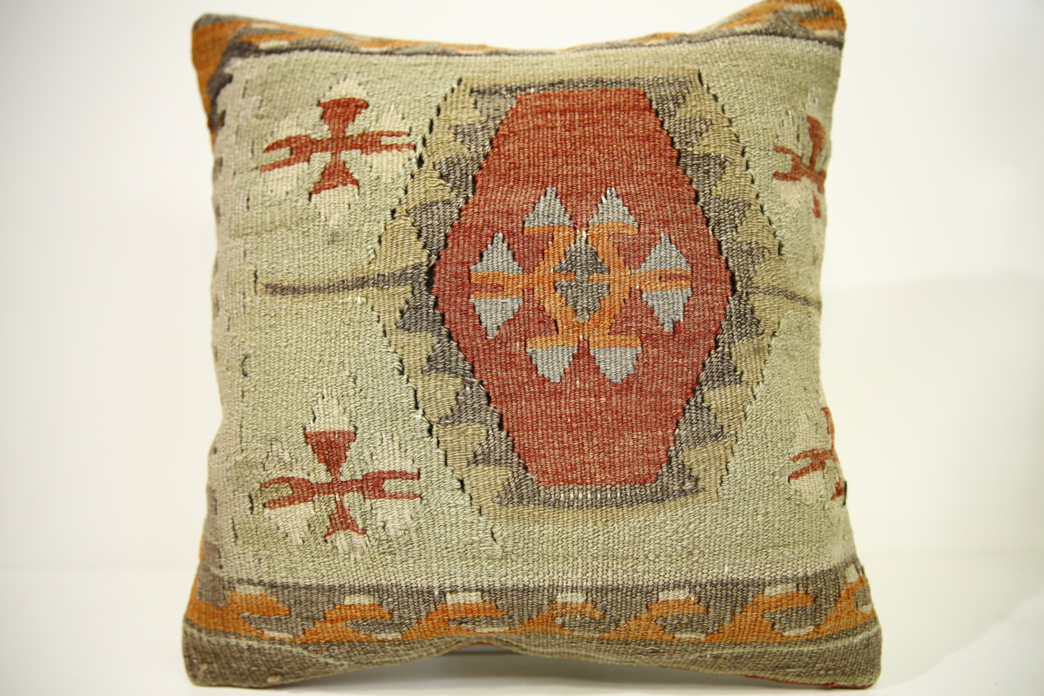Kilim Pillows | 15x15 | Kelim pillows | 1395 | Turkish pillows , Kilim cushion