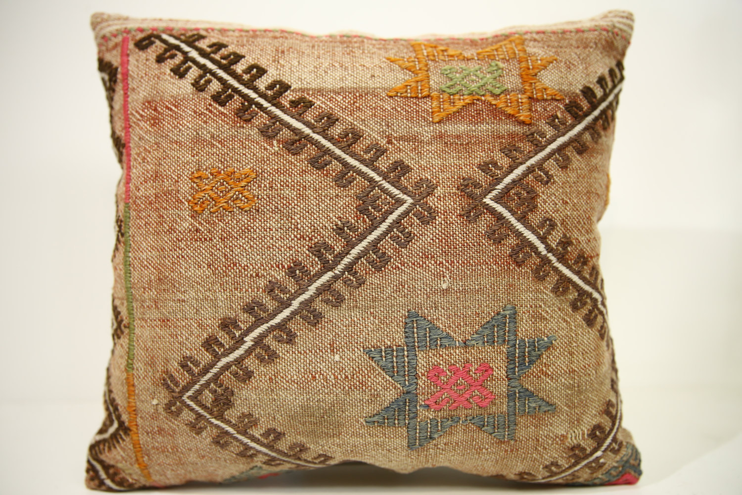 Kilim Pillows | 16x15 | Kelim pillows | 1393 | Turkish pillows , Kilim cushion
