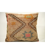 Kilim Pillows | 16x15 | Kelim pillows | 1393 | Turkish pillows , Kilim c... - $42.00