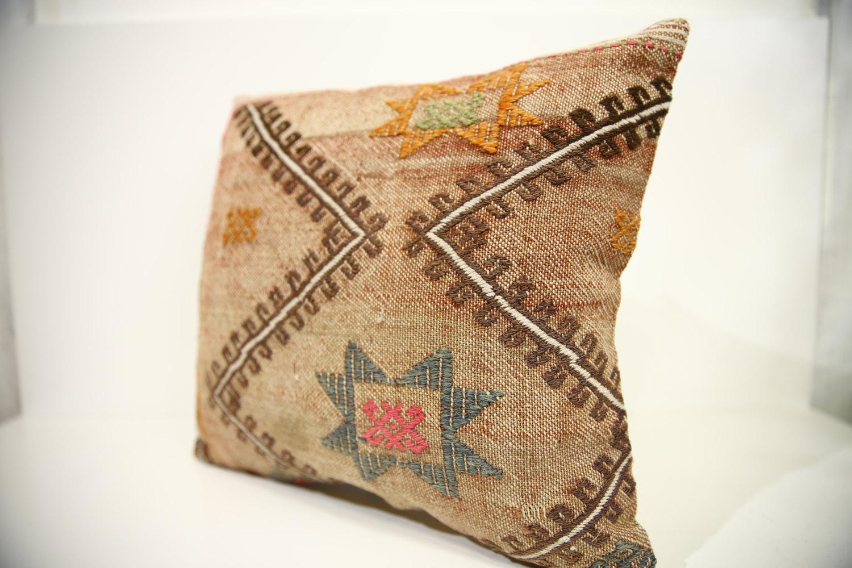 Kilim Pillows | 16x15 | Kelim pillows | 1393 | Turkish pillows , Kilim cushion