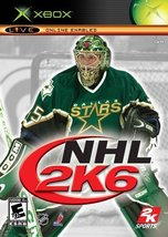 NHL 2K6 - Xbox (Jewel case) [Xbox] Artist Not Provided - $1.97