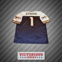 Los Angeles Xtreme Football Jersey Stitch Sewn New - $54.99
