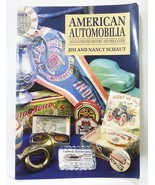 American automobilia an illustrated history and price guide paperback 1994 - $12.86