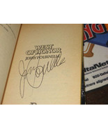 WEST OF HONOR SIGNED BY JERRY POURNELLE 1978 1ST/2ND PB - $9.95