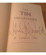 The Tin Collectors SIGNED by Stephen J. Cannell 1ST/1ST (2001, Hardcover) - $42.40