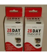 Godefroy 28 Day Mascara Black Permanent Eyelash Tint Application Kit ,Lot 2 KITS - $9.89