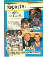 1991 sports its all in the family by marc catapano hulls,griffeys,ripken... - $6.99