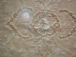 Vintage - Sheer Bed Cover - $325.00
