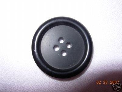 RALPH LAUREN  45/[1&1/8] BLACK COAT BUTTONS 15 PC Bonanza