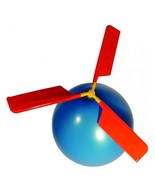 6 pc Whistling Balloon Helicopters - Great Party Favors - $8.99