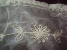 Vintage - Sheer Bed Cover image 4