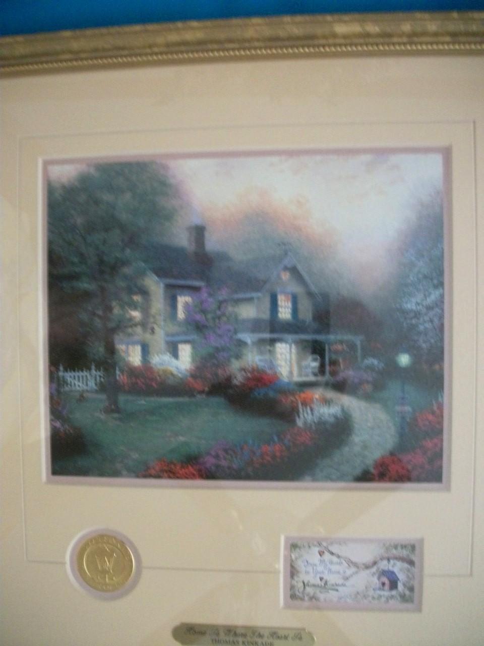 Thomas Kinkade-Paintings