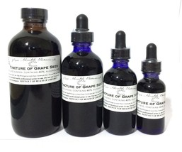 Grape Seed Tincture, Extract, Highest Quality, OPC Supplement Grapeseed - $8.75+