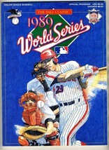 1989 World Series Baseball Program San Francisco Giants Oakland Athletics - $15.84
