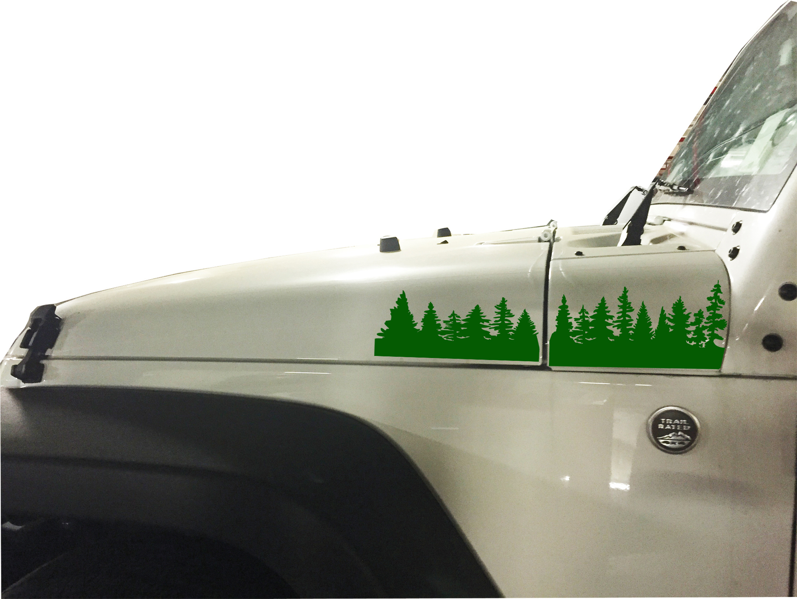 Jeep Decals 42 Listings