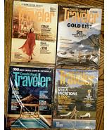Conde Nast Traveler Magazine LOT England Italy Mexico Bali Resort & Vill... - $17.77