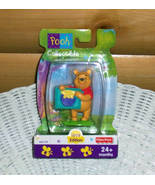Winnie the Pooh Collectible 1999 Edition F-P Figures - Group of 6 New in... - $11.99