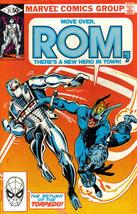 ROM #21 (Marvel Comics) - $1.00