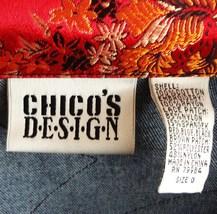 Women's Chico's Jacket New #116 - $35.99