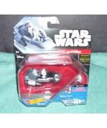 Hot Wheels Star Wars First Order SNOWSPEEDER Diecast Vehicle NEW! - $10.96