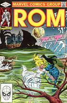 ROM #33 (Marvel Comics) - $1.00