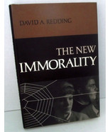 The New Immorality David Redding Christian Morals Marriage Sex 1967 Firs... - $9.87