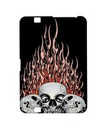 "Flaming Skulls Kindle Fire HD 8.9"" Hardshell Case - $19.95"