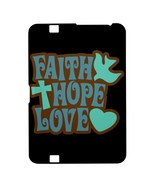 "Faith Hope Love Kindle Fire HD 8.9"" Hardshell Case - $19.95"