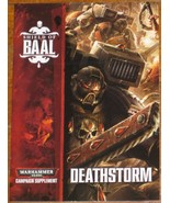 Warhammer 40,000 Shield of Baal Deathstorm Camp... - $7.50