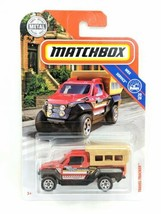 Matchbox MBX Service Travel Tracker - $5.93