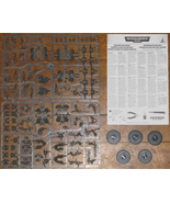 Warhammer 40,000 Blood Angels Space Marines Death Company new on sprue - $13.50