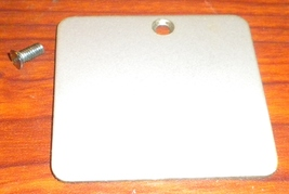 Kenmore 158.504 Rear Arm Inspection Plate Cover #4274 w/Screw - $7.00