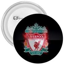 Liverpool England Football Soccer Team Logo Rubber 3 Inch Refrigrator Ma... - $5.99