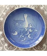 Copenhagen Porcelain B&G Mors Dag Mother's Day 1973 Blue/White Collector... - €8,36 EUR