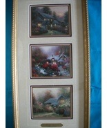 Thomas Kinkade-Paintings - $135.00