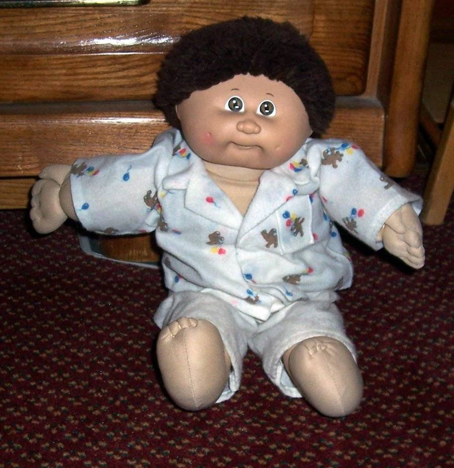 Cabbage Patch Kids Coleco-- JUNE SALE --Dk and 50 similar items