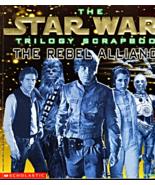 The Star Wars Trilogy Scrapbook The Rebel Alliance by Mark Cotta Vaz - $5.00