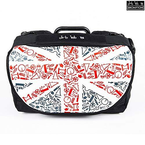 Primary image for Brompton S Bag c/w Cover & Frame - Union Jack - 20 Litre
