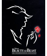 Disney's Beauty And The Beast  Souvenir Book - $5.70