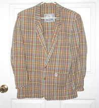 Sz M  Lee Cooper Womens Washable Mixed Colors Blazer Jacket Coat M - $7.99