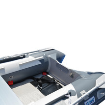 BRIS 9.8 ft Inflatable Boat Dinghy Yacht Tender Fishing Raft Pontoon W/Air Floor image 7