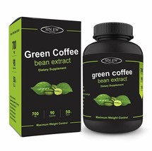 Nutrition Green Coffee Beans Extract 700 mg (90 Count) Natural Weight Ma... - $17.03
