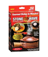 Telebrands Stone Wave Microwave Cooker - $9.49