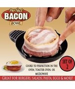 Perfect Bacon Bowl, As Seen ON TV - $7.39