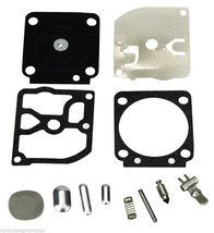 HUSQVARNA 322 323 325 326 L HD HS HDA HE R TRIMMER C1Q ZAMA CARBURETOR KIT - $13.59