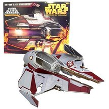 Hasbro Year 2005 Star Wars Movie Revenge of the Sith Action Vehicle Set ... - $84.99