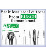Electric Nail Drill  Stainless steel cutters / BITS / Fresas / Burs Form... - $10.00
