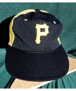 Vintage Pittsburgh Steelers Mesh Snapback Trucker Hat Adjustable 6 5/8 -... - $46.62